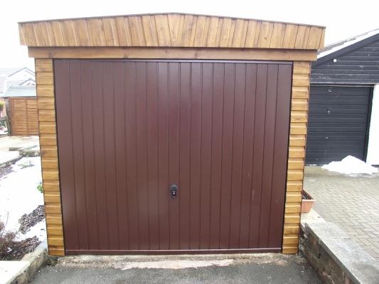 Garage Repairs In Bradford